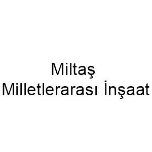 MiltaşMilletlerarasıİnşaat